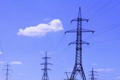 elektricitet royaltyfri foto
