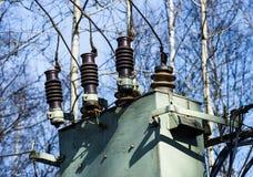 elektricitet Arkivfoto