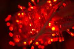 Elektricitetsabstrakt begrepp Royaltyfria Bilder