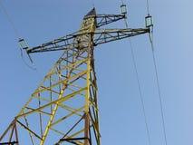 elektricitetspylon Royaltyfri Fotografi