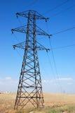 elektricitetspylon Royaltyfri Bild