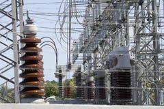 elektricitetsstationssub Royaltyfri Foto