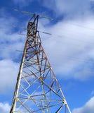 elektricitetstorn Royaltyfria Foton
