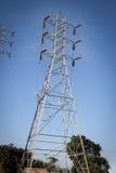 Elektricitetstorn av makt Royaltyfria Bilder