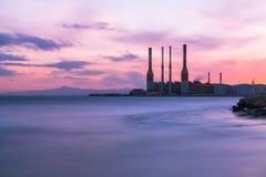 Elektricitetsväxt i Cypern