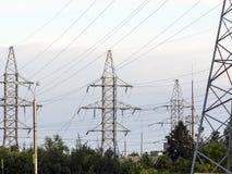 elektrifiering Royaltyfri Bild