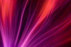 Elektrifiziertes Plasma-Gas Stockfotografie