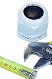 elektriker tools2 arkivfoton