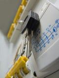 elektrikerservice fotografering för bildbyråer