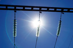 Elektrisch Lizenzfreies Stockbild