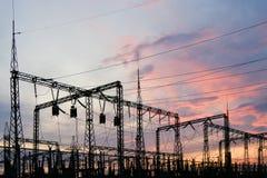 Elektrisch hulpkantoor Stock Afbeelding