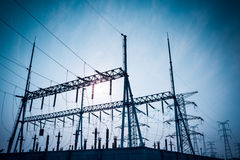 Elektrisch Hulpkantoor Royalty-vrije Stock Fotografie