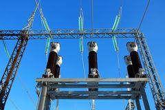 Elektrisch Hulpkantoor Royalty-vrije Stock Foto's