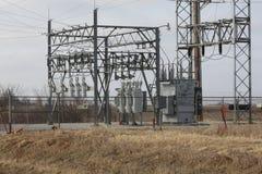 Elektrisch Hulpkantoor Stock Afbeeldingen