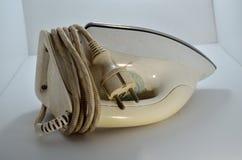 Elektrisch ijzer stock afbeeldingen