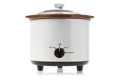 Elektrisch Langzaam Kooktoestel stock foto's