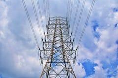 Elektrisch und magnetisch stockfotografie