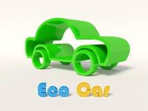Elektrisch voertuig Vector Illustratie