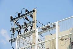 Elektrische Anlage Lizenzfreie Stockfotos