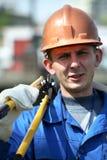 Elektrische Arbeitskraft Stockfotos