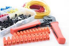 Elektrische Ausrüstung Lizenzfreies Stockfoto