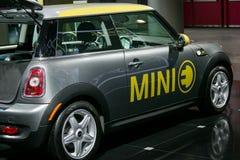 Elektrische Auto Stock Fotografie
