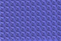 Elektrische blauwe 3d textuur met shdows Royalty-vrije Stock Afbeelding