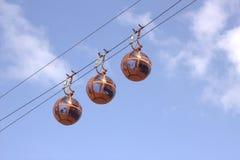 elektrische bollen Stock Fotografie