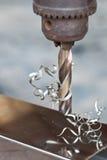 Elektrische boor Royalty-vrije Stock Afbeelding