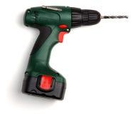 Elektrische boor stock afbeelding