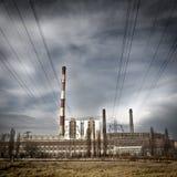 Elektrische centrale 1 Stock Afbeeldingen