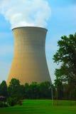 Elektrische centrale Stock Afbeeldingen