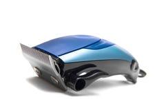 Elektrische clipper die op wit wordt geïsoleerdj Stock Fotografie