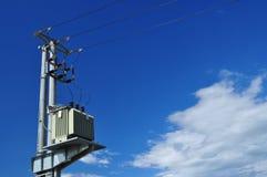 Elektrische Convertor Stock Afbeeldingen