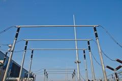 Elektrische Energie Stockbild