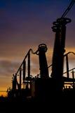 Elektrische Energie Lizenzfreie Stockfotos