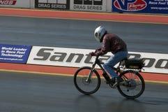 Elektrische fiets Stock Afbeelding