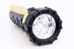 Elektrische geführte Taschentaschenlampe Stockbilder