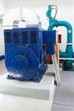 Elektrische generator royalty-vrije stock afbeeldingen
