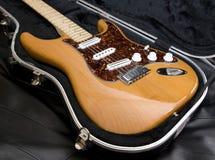 Elektrische gitaar Stock Afbeelding