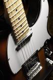 Elektrische gitaar   Royalty-vrije Stock Fotografie