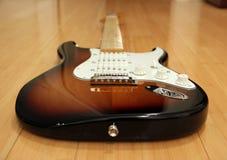 Elektrische gitaar Royalty-vrije Stock Foto