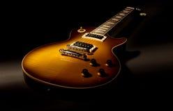 Elektrische gitaar Royalty-vrije Stock Foto's