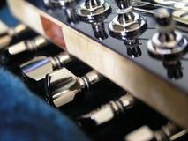 Elektrische Gitarre Stockfotos