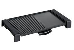 Elektrische grill Stock Afbeelding