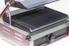 Elektrische grill voor het koken van voedsel royalty-vrije stock fotografie