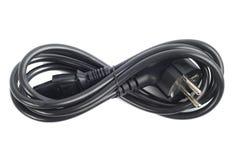 Elektrische Kabel Stock Afbeeldingen