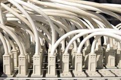 Elektrische Kabel Royalty-vrije Stock Foto's