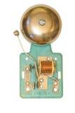 Elektrische klok stock afbeelding