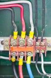 Elektrische Kringen. stock fotografie